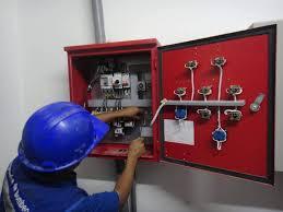 Mantenimiento de sistema de bomba contra incendio en San Isidro, Miraflores, Lima