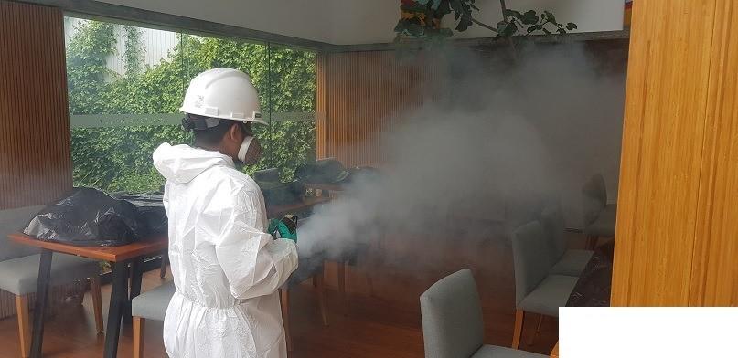 Termonebulizadora, Atomizadora COVID-19, CORONAVIRUS Fumigación en Lima, surco, miraflores, la molina